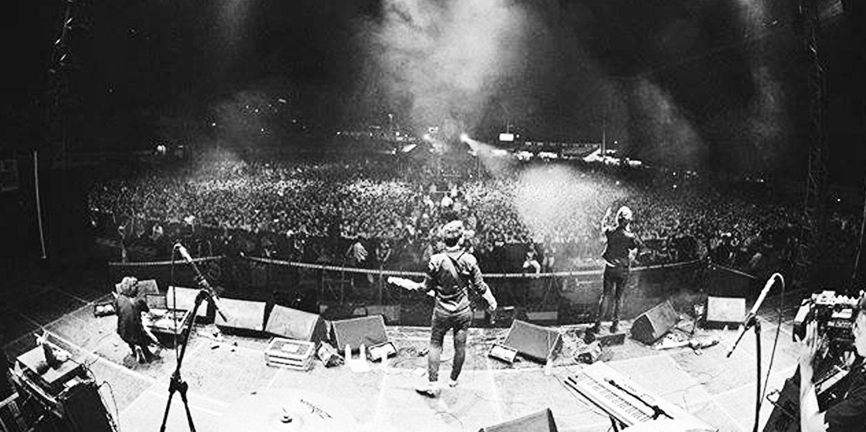 Stevans, Renaissance, Live, Shows 2014