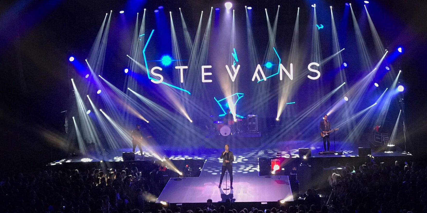 Stevans, Renaissance, Live, Shows 2019